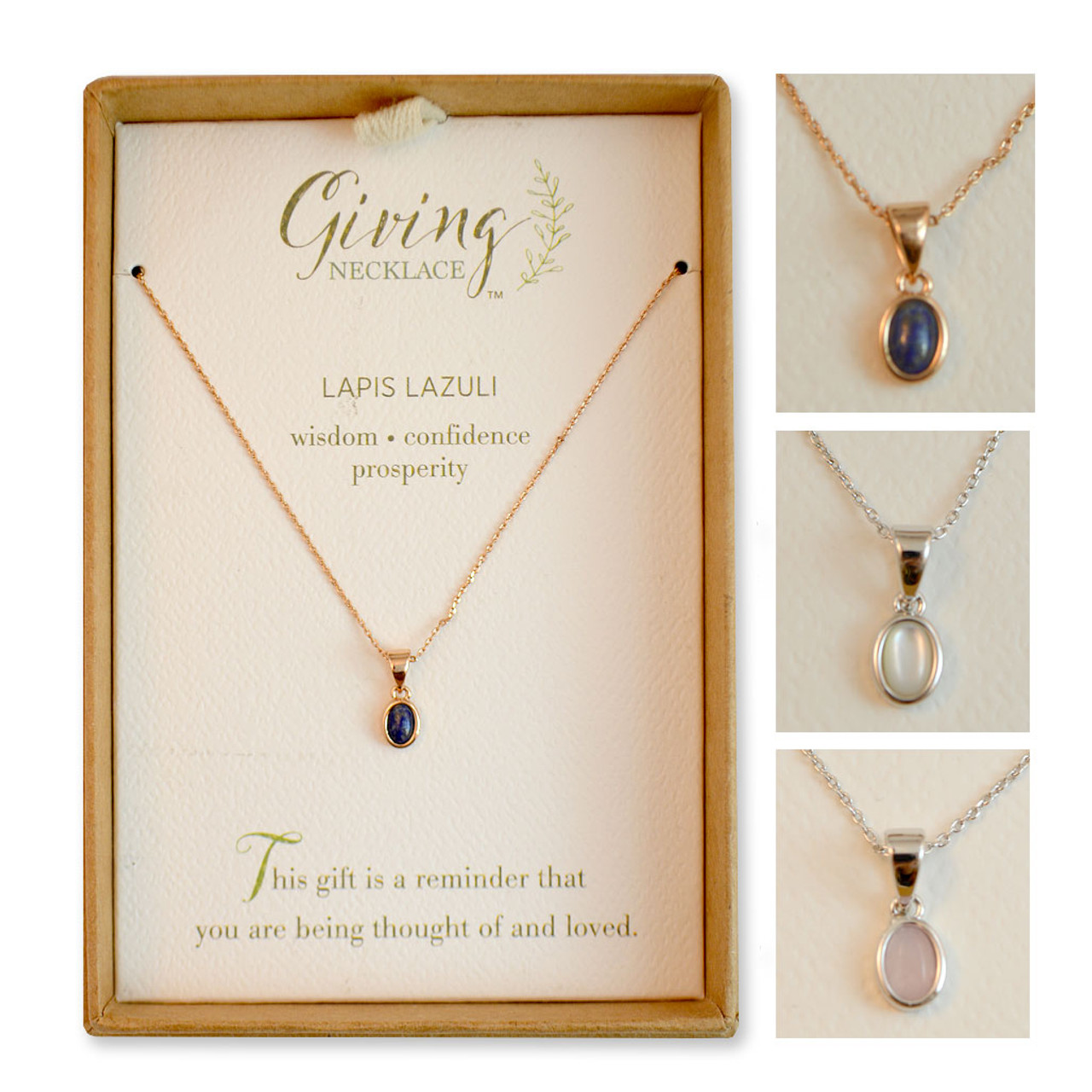 Giving Necklaces - Sold Separately
