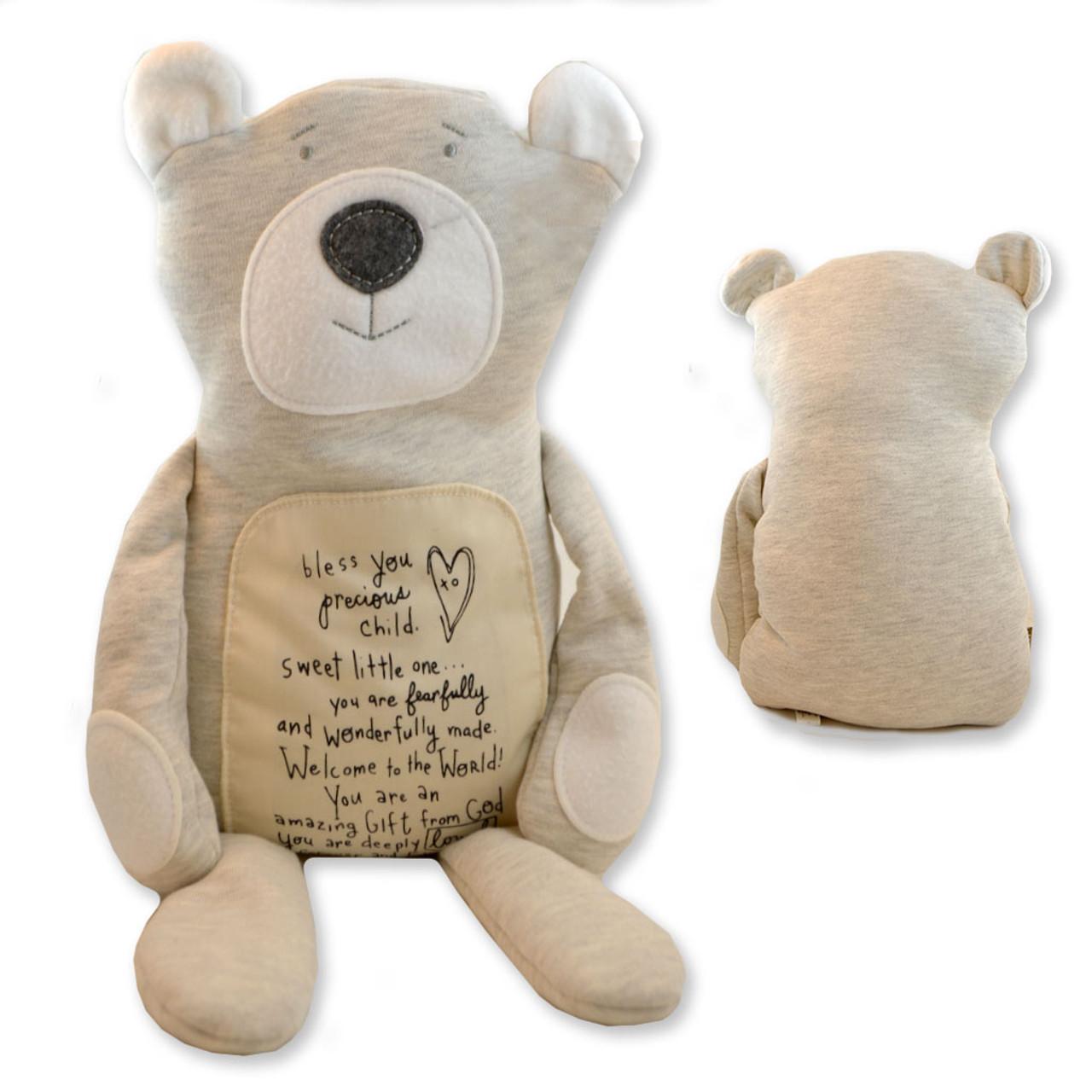 Poetic Threads Baby Bear