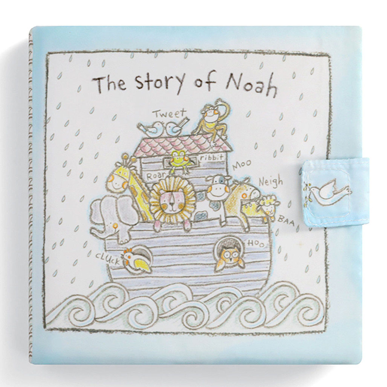 The Story of Noah Baby Book