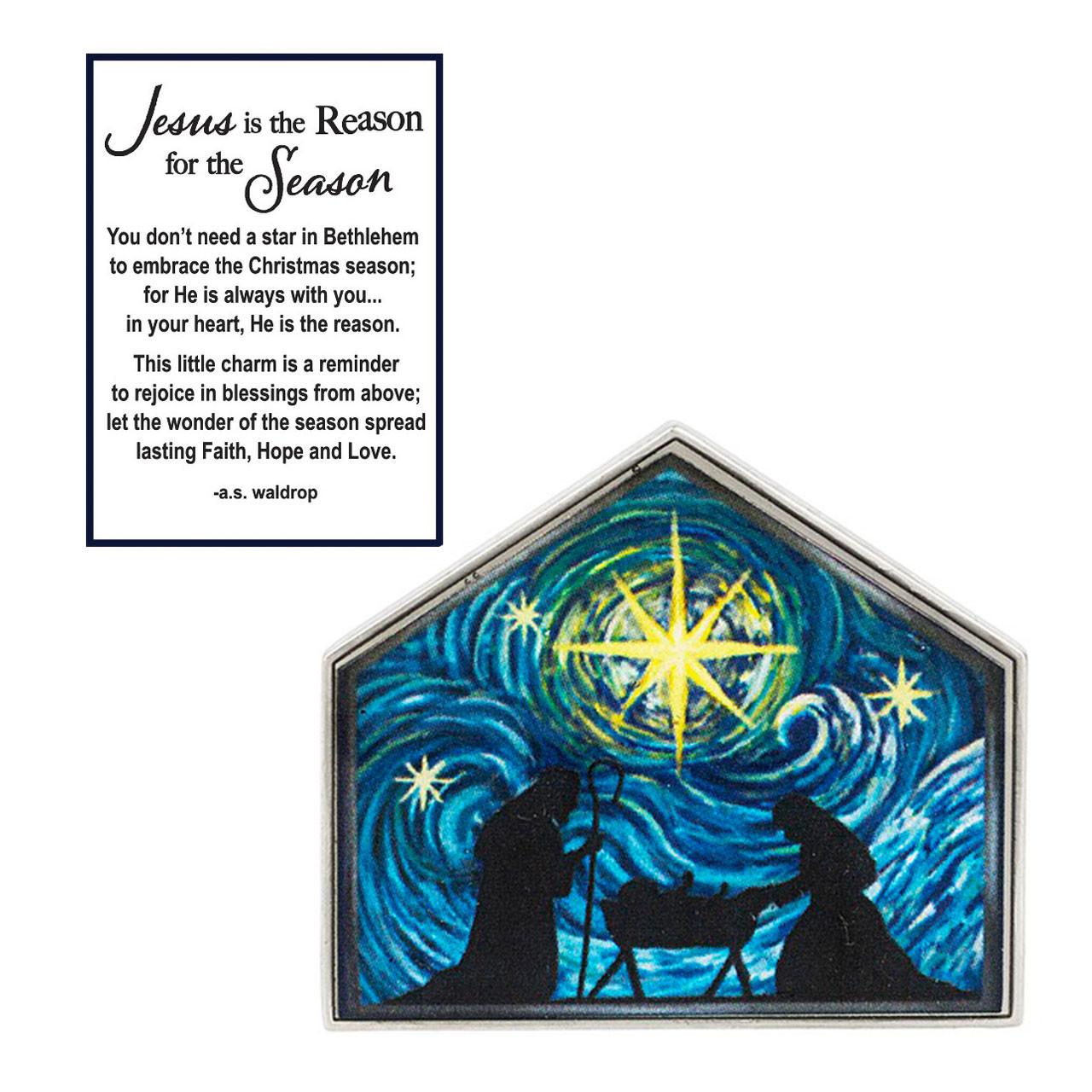 Nativity Charm