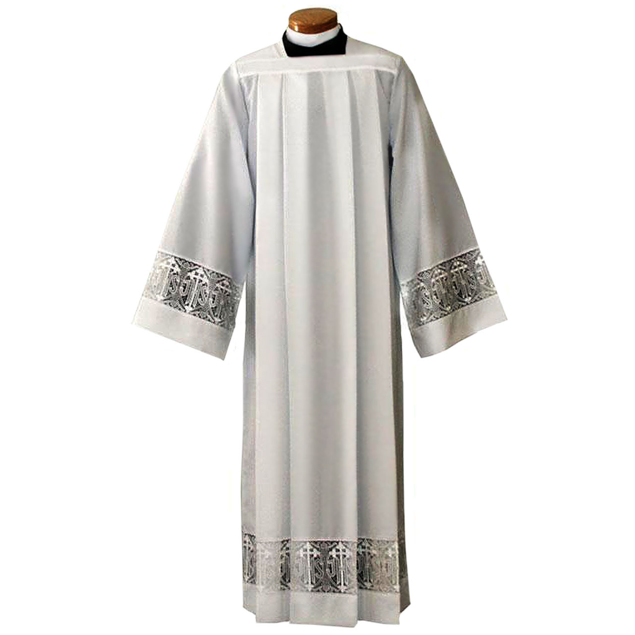 4216 Traditional Priest Alb from Beau Veste
