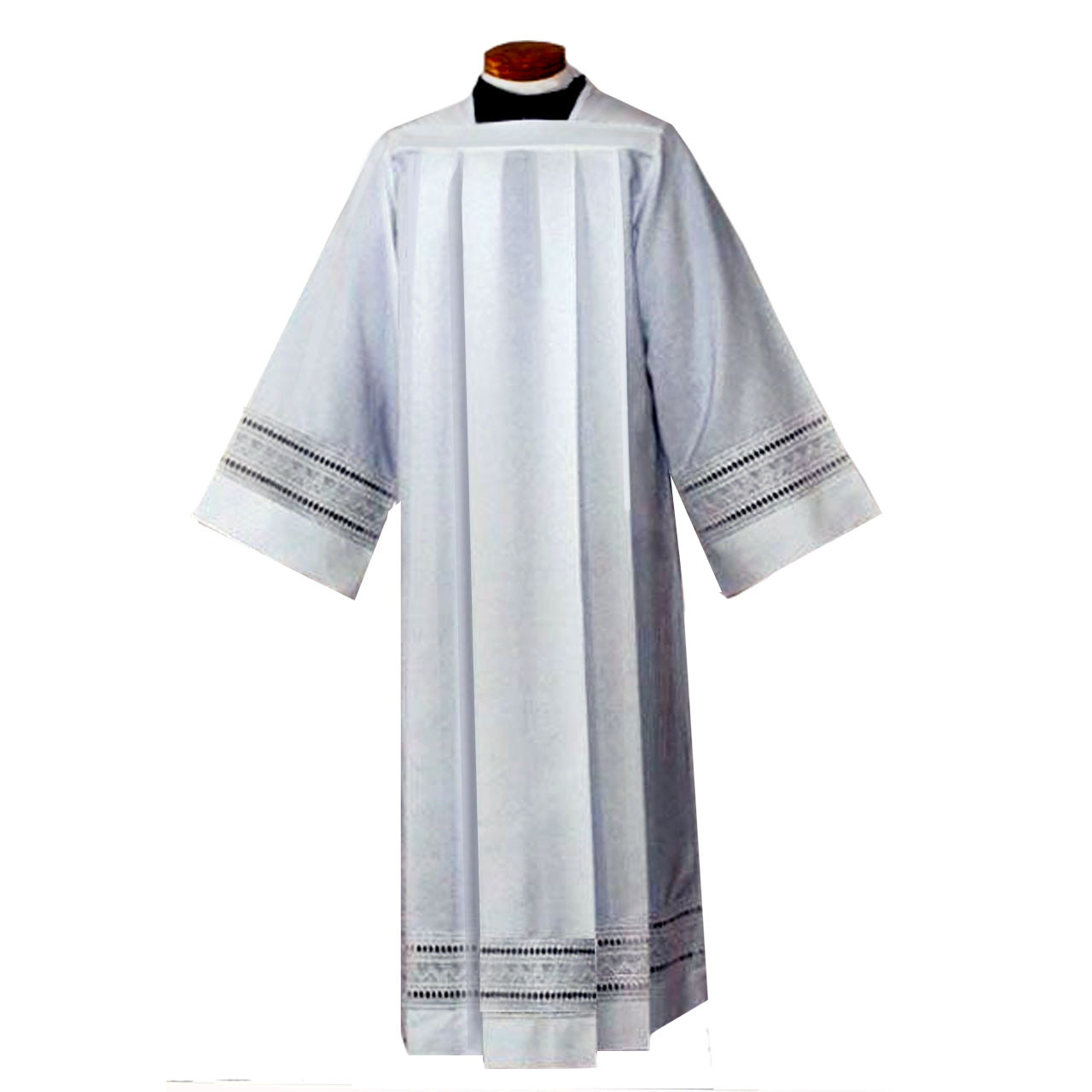 4262 Traditional Alb 100% Polyester