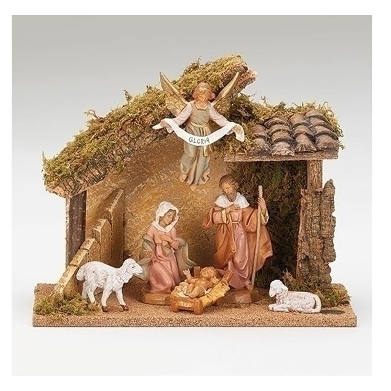 Italian Fontanini Nativity Set