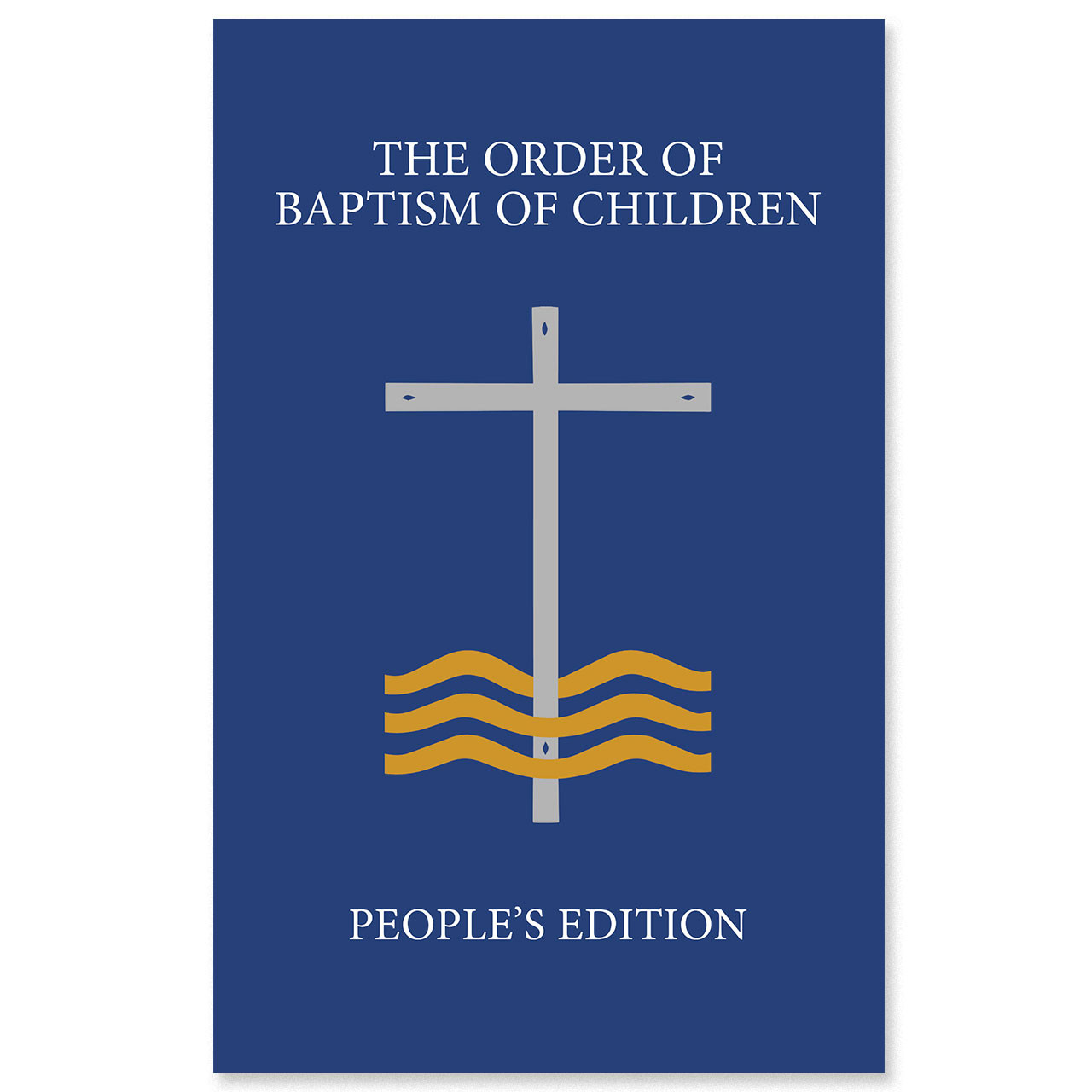 Peoples Edition Order Of Baptism