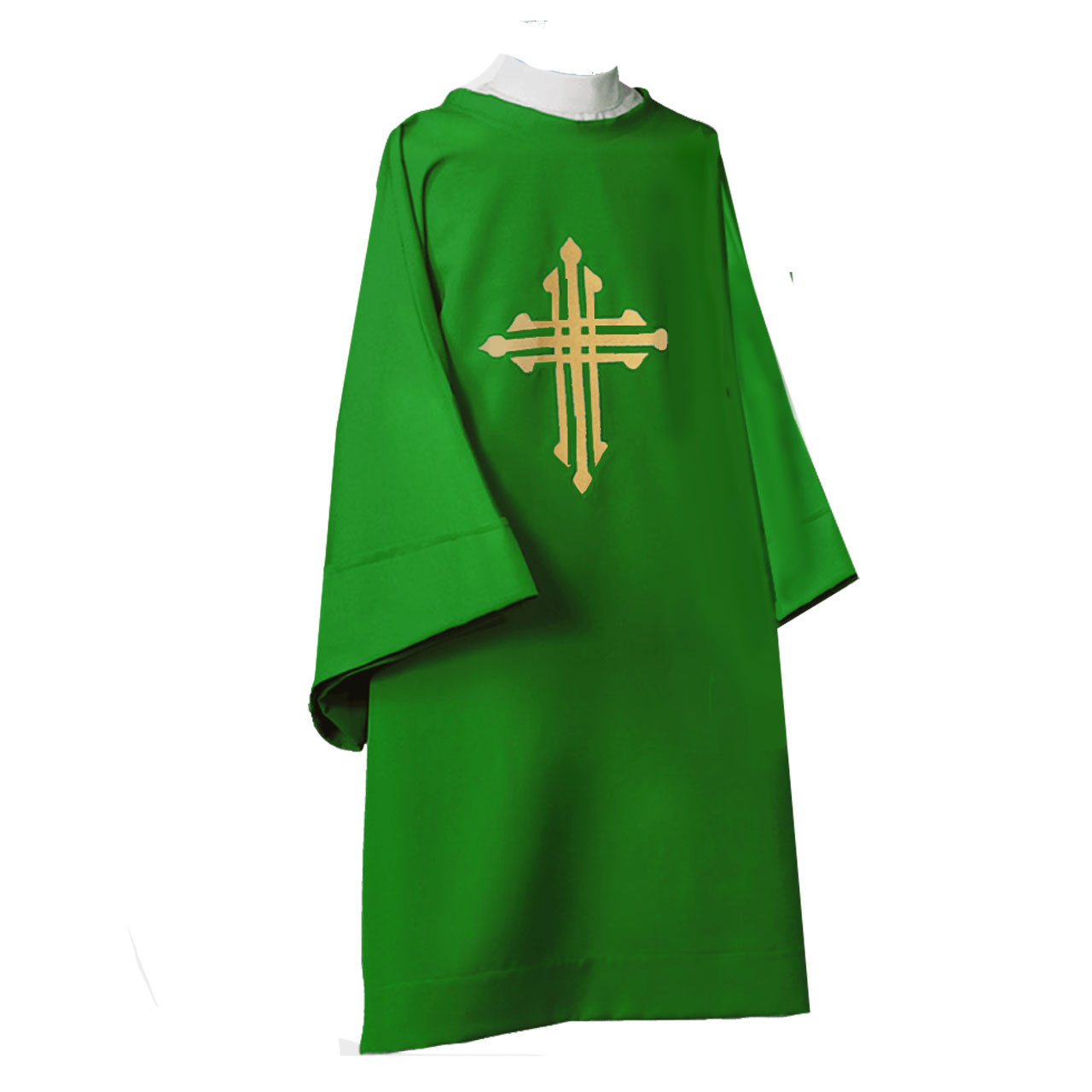 D30 Green Dalmatic from Beau Veste