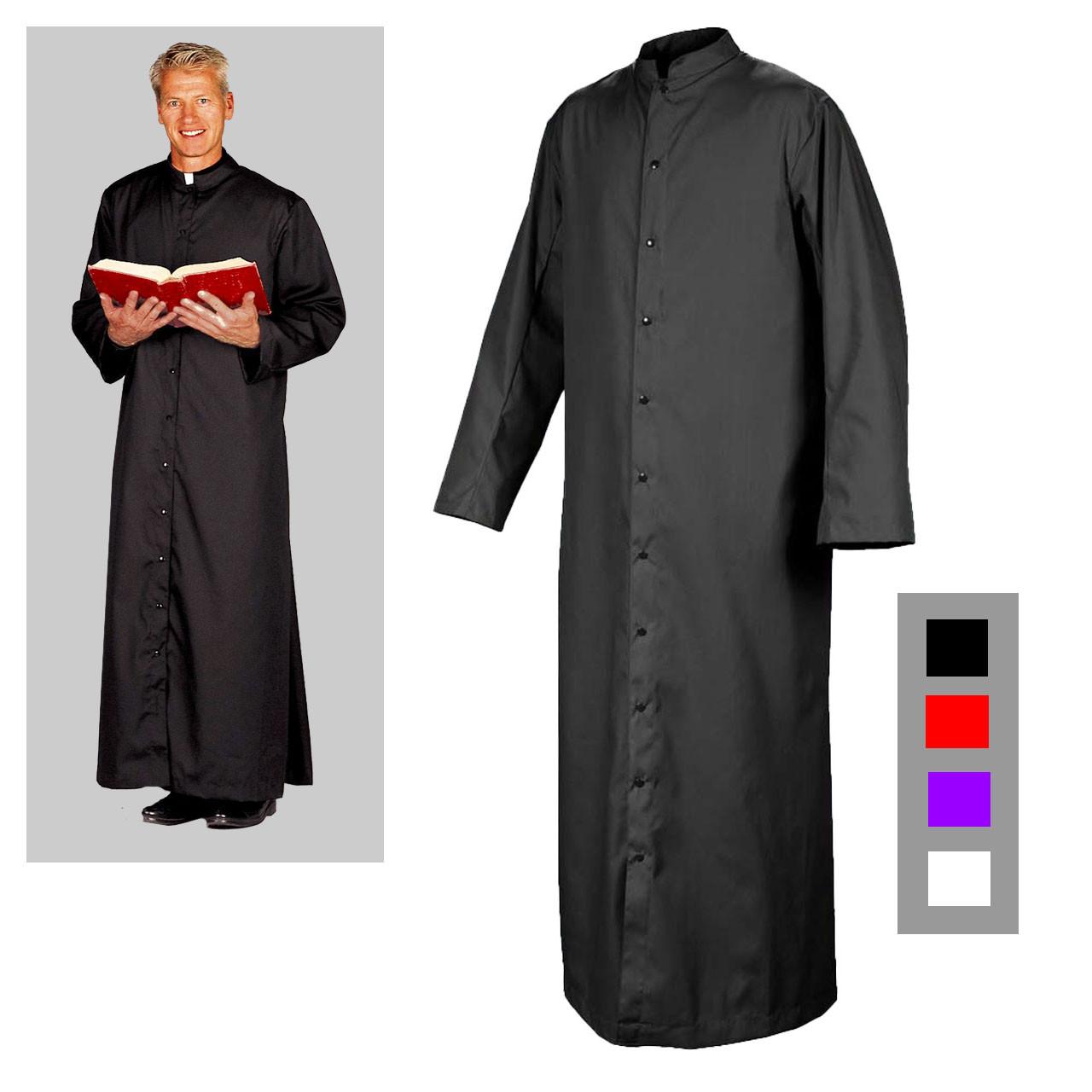 216S Adult Server & Priest Cassock