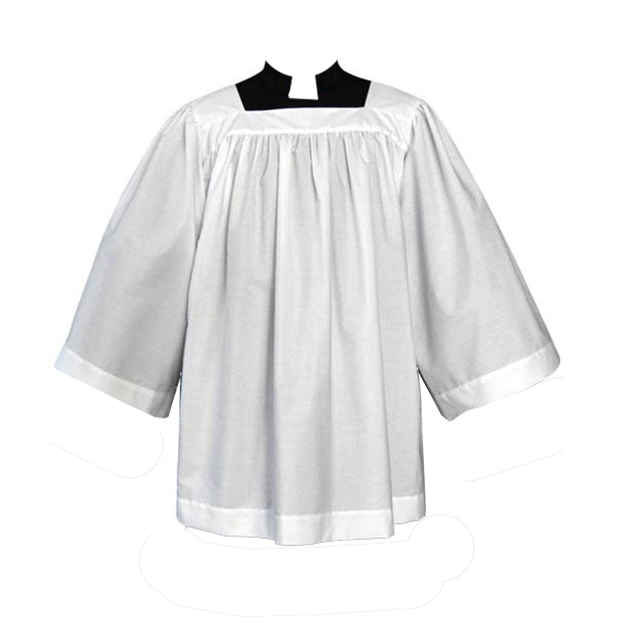 179 Square Neck Surplice
