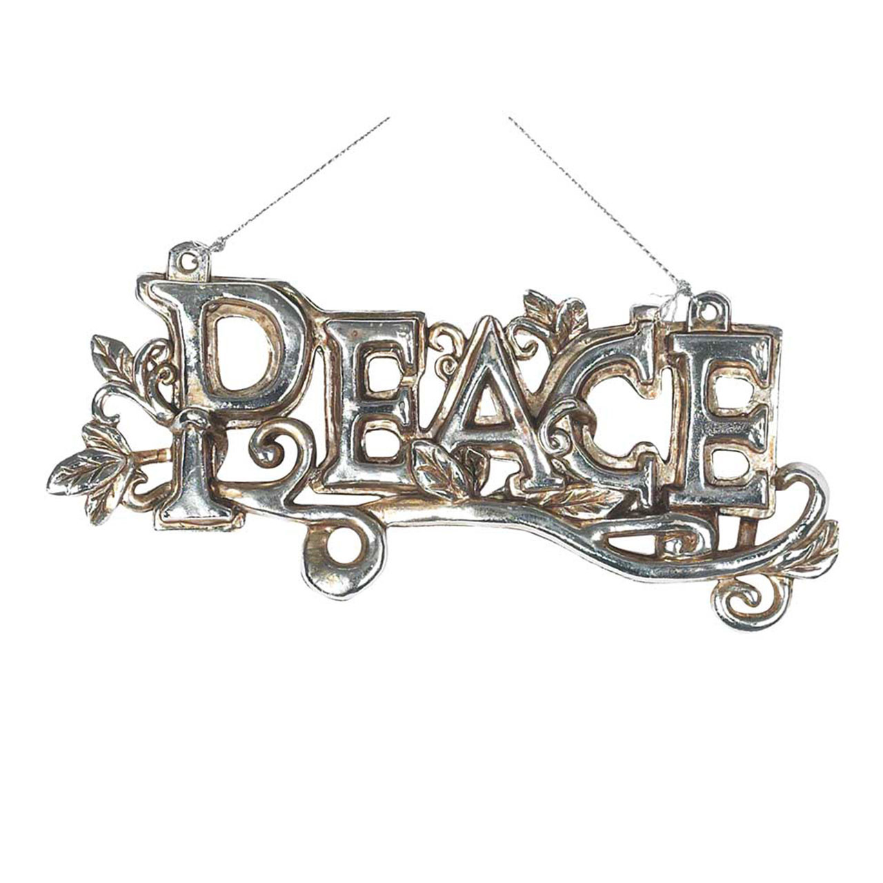Peace Ornament