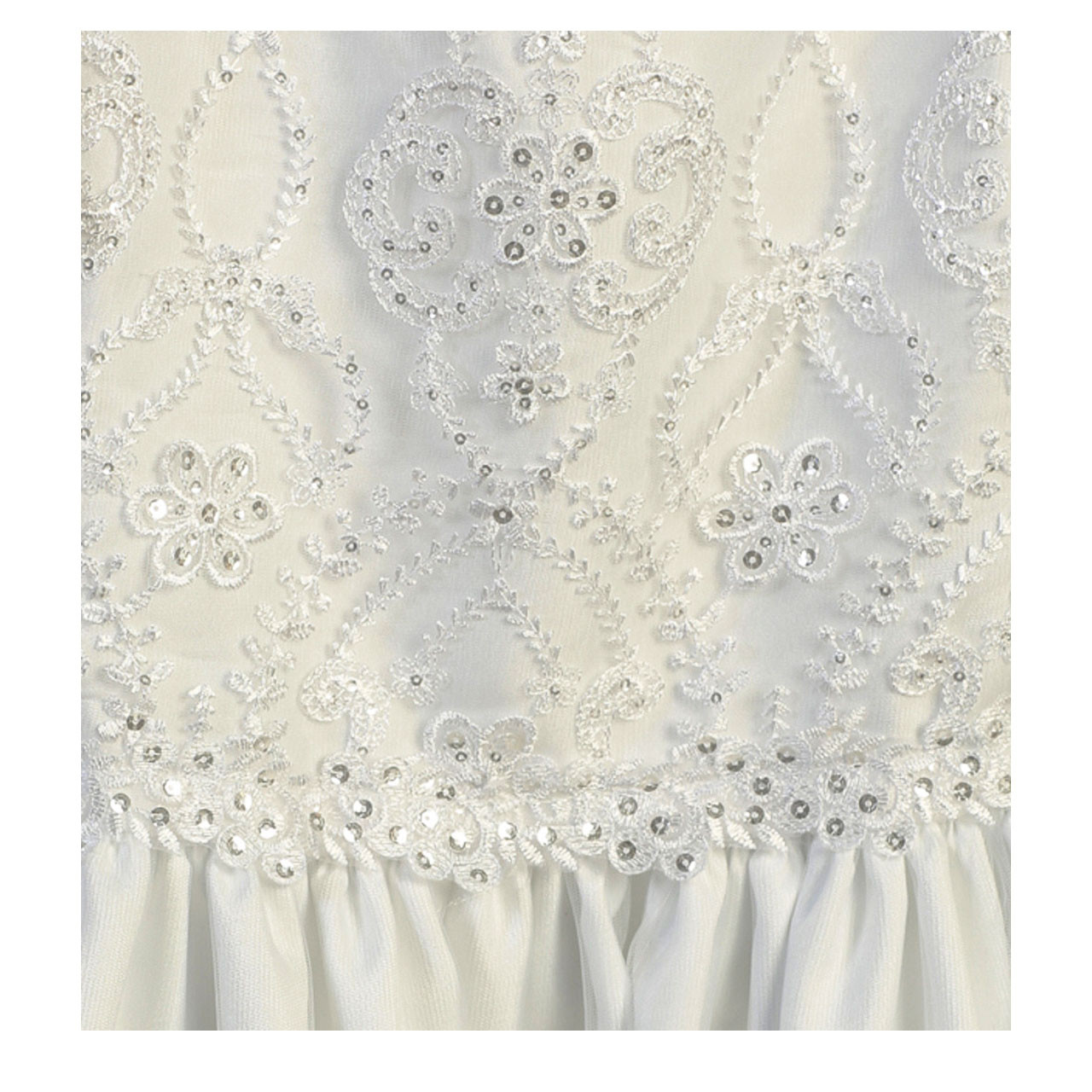 Extended Sizes - Victoria Communion Dress