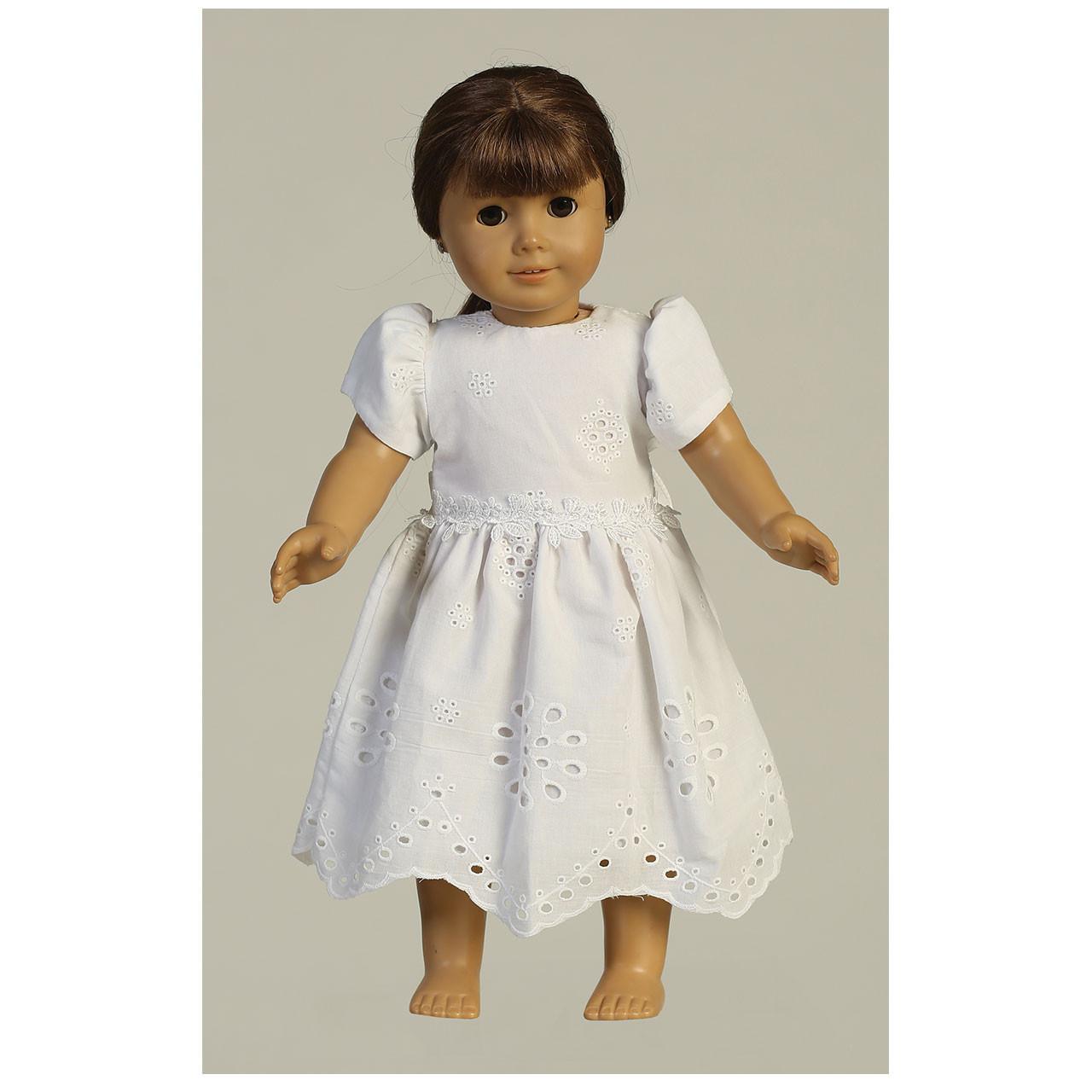 """""""Jenny"""" Doll Communion Dress"""