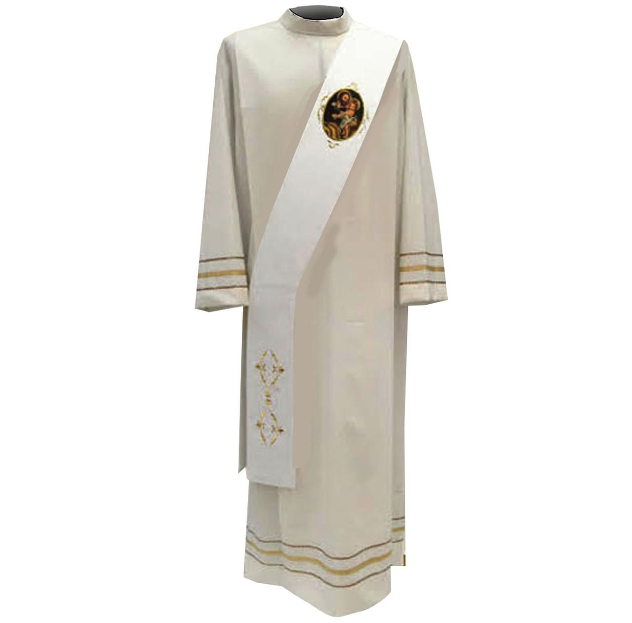 Year of Saint Joseph Deacon Stole