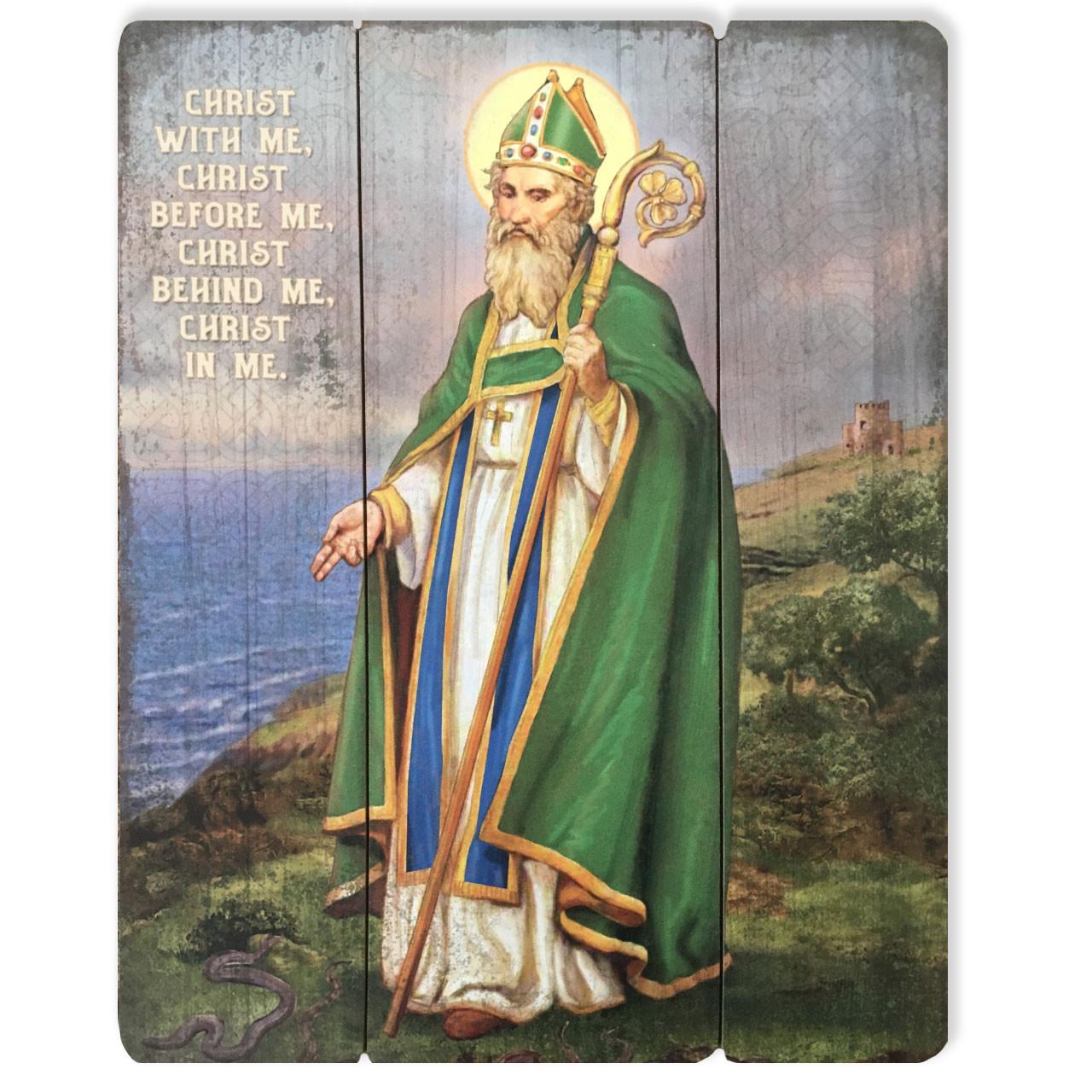 Saint Patrick Wall Art