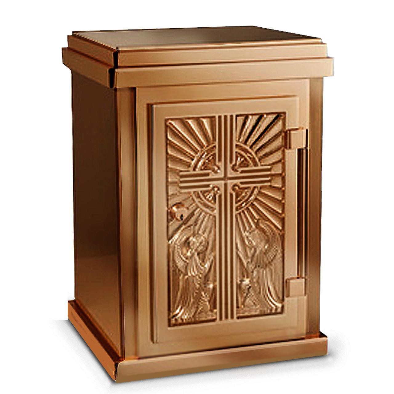 95TAB27  Bronze Tabernacle