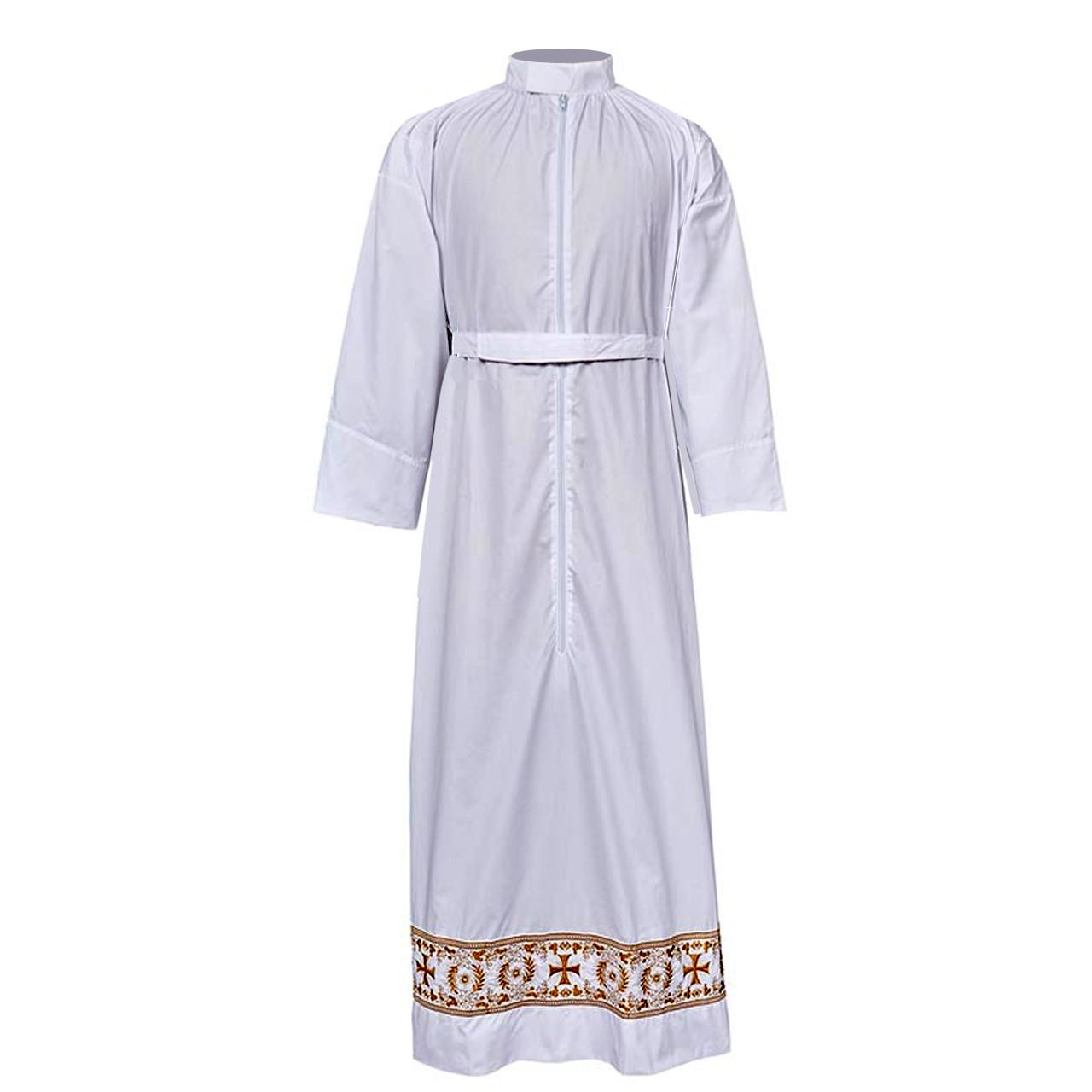 J0896 Eucharistic Self Fitting Alb