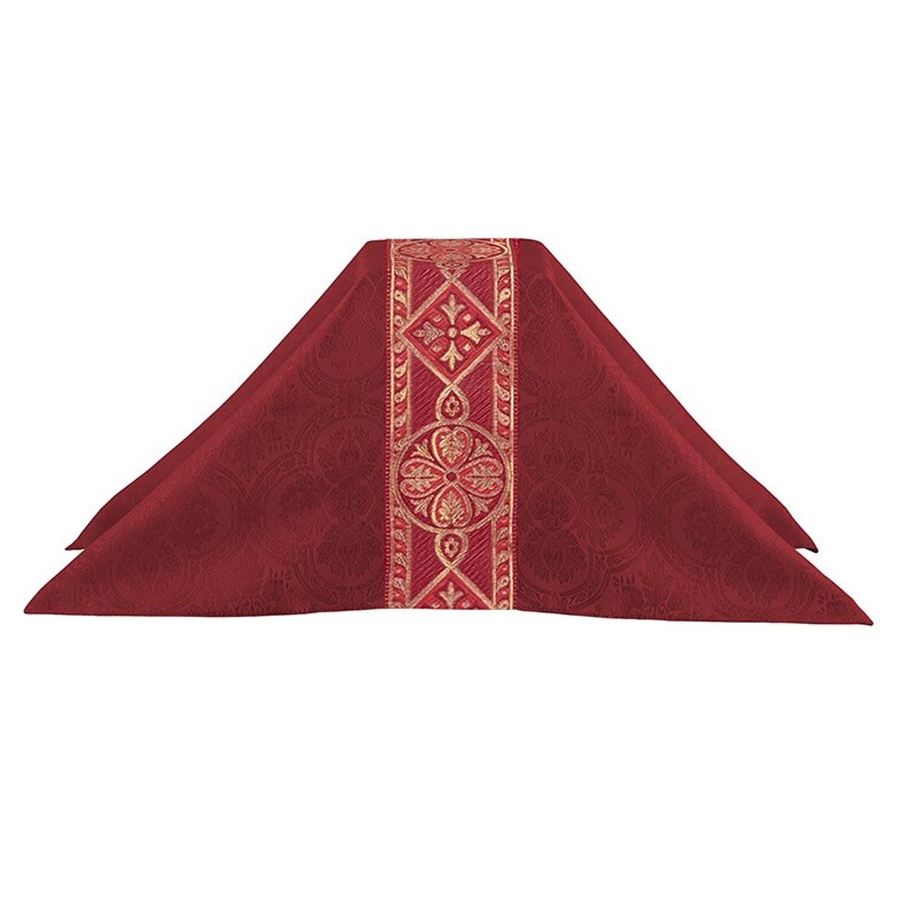 F2304  Avignon Chalice Veil Collection -Red