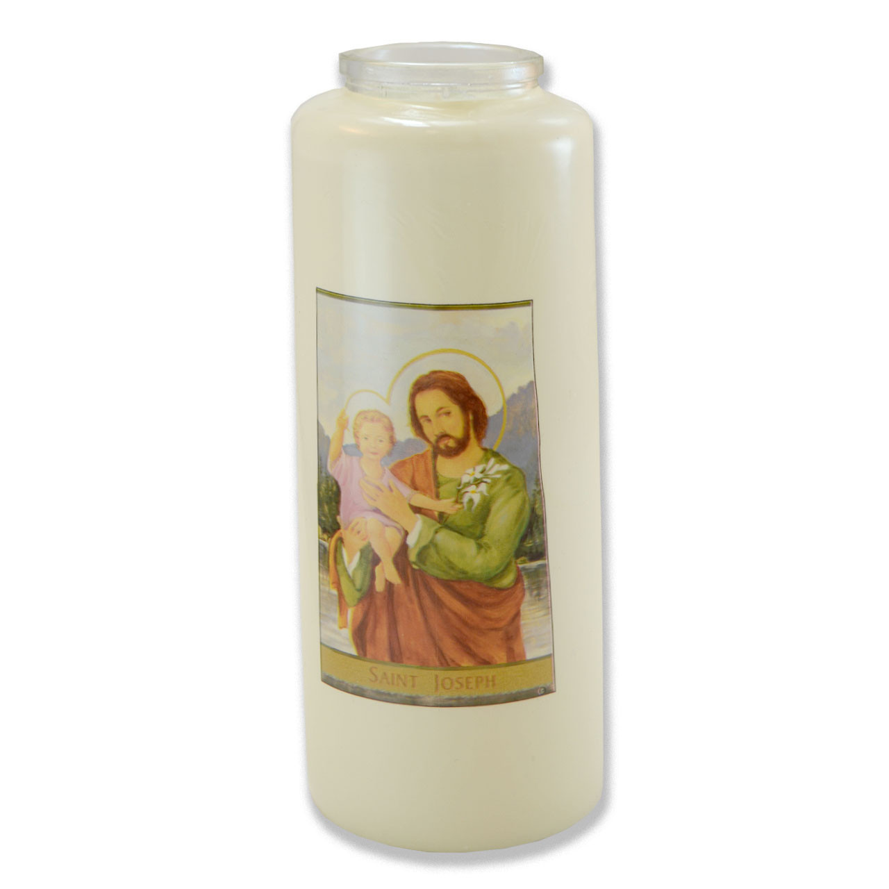 6-Day St. Joseph Candle