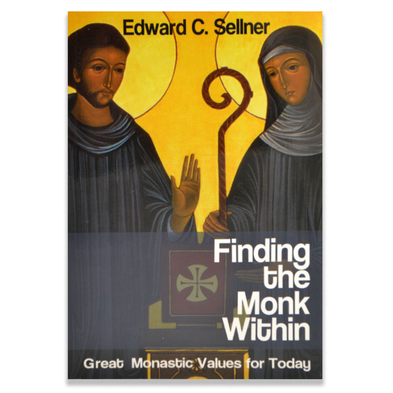 Cover of Finding the Monk Within