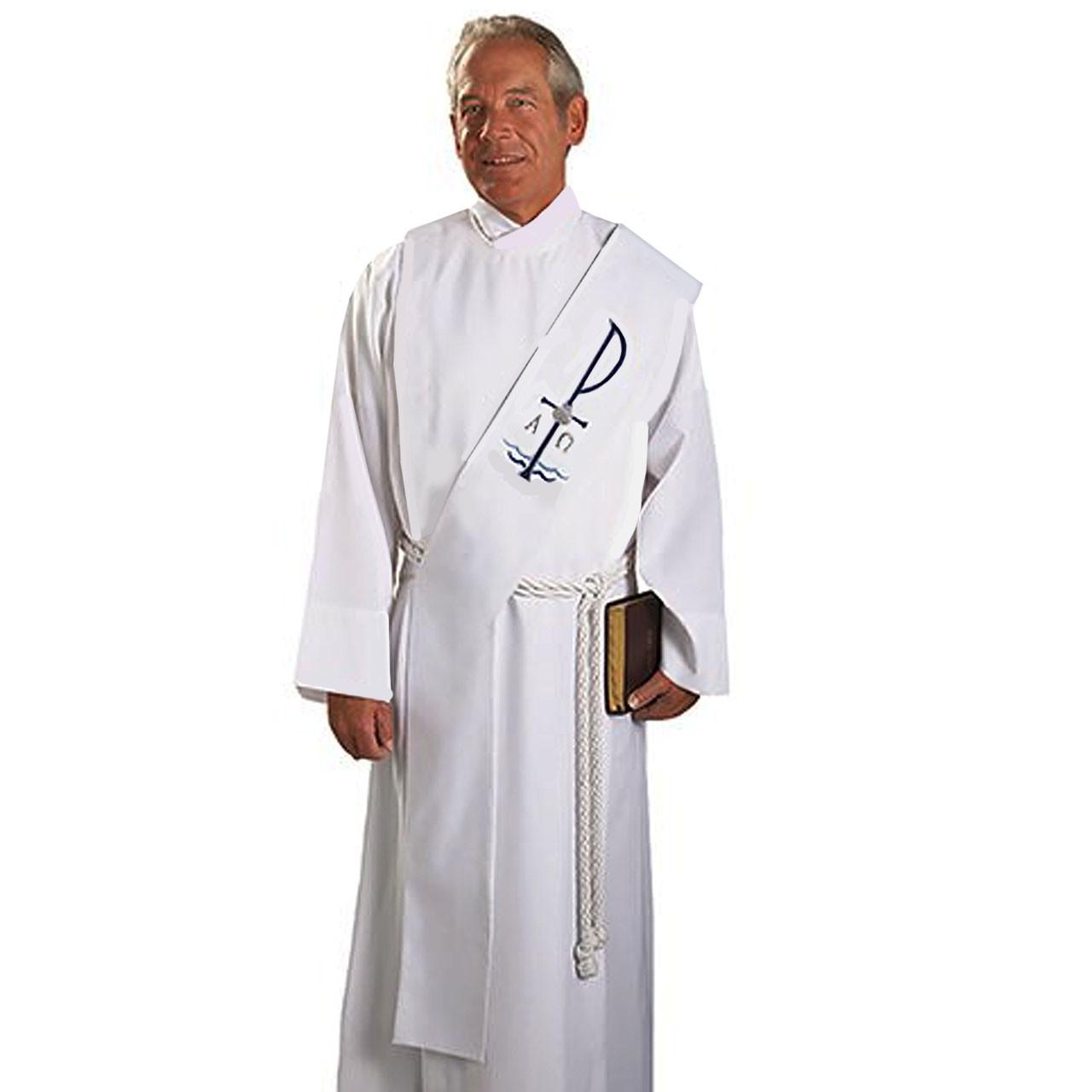 LC183 Baptismal Deacon Stole