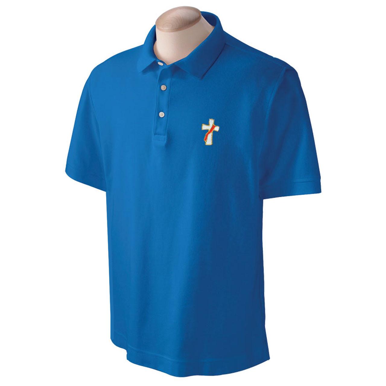 100% Peruvian Pima Cotton Polo Shirt