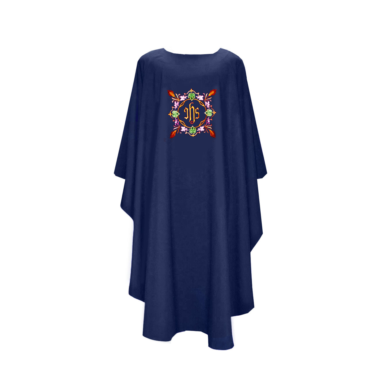 2024 Chasuble with Embroidered IHS