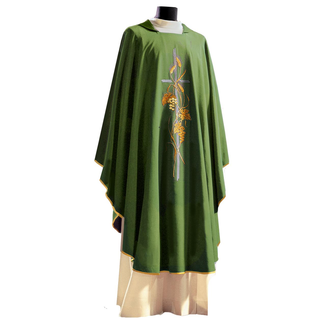 702 Chasuble in Misto Lana