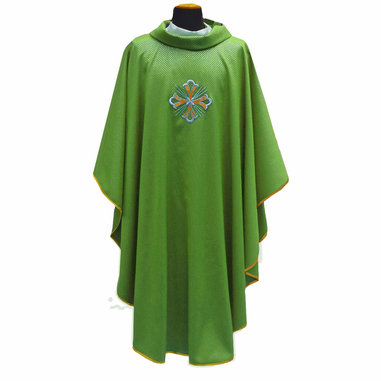 625 Chasuble in Sinai Fabric