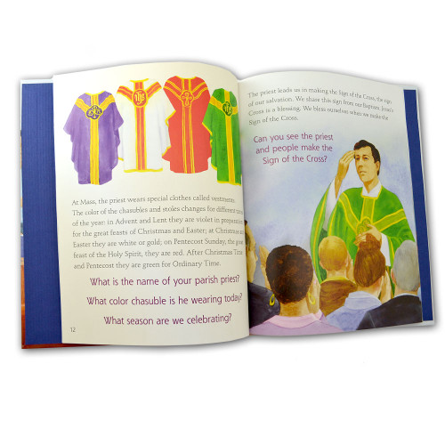 A Child's Book of the Mass Betsy Puntel and Hannah Roberts