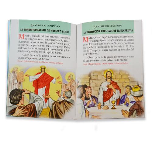 El Santo Rosario (Spanish The Holy Rosary)