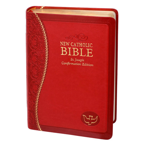 St. Joseph Confirmation New Catholic Bible