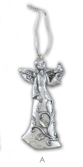 Angel Ornaments: Each Sold Separately