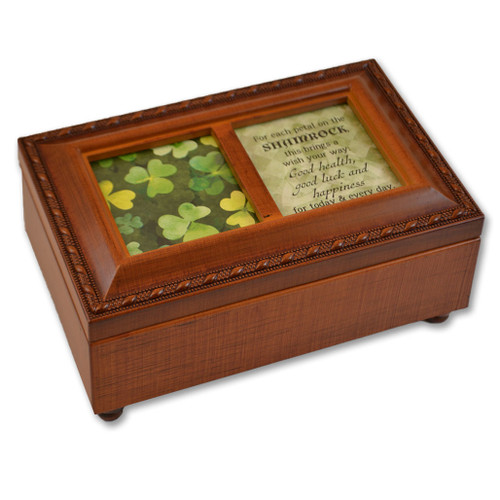 Irish Blessing Petite Music Box