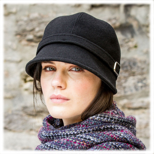 Women's Flapper Hat Made in Ireland