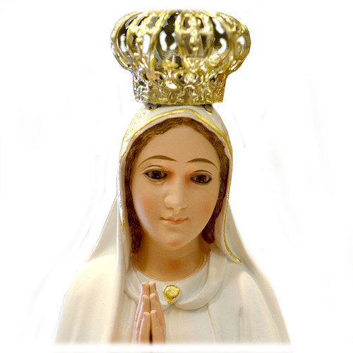 Our Lady of Fatima 19.5 Inch Statue