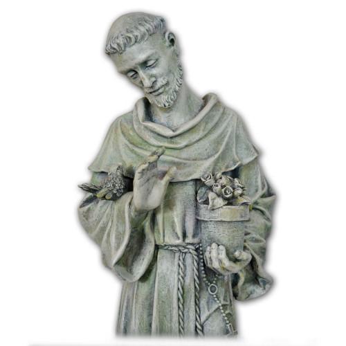 St. Francis Outdoor Garden Statue