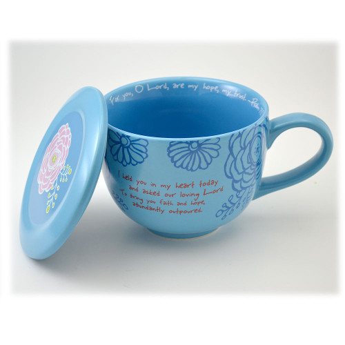 You're In My Heart Mug with Lid
