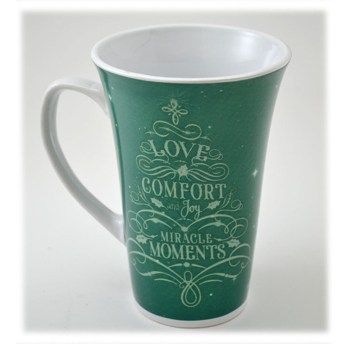 Miracle Moments Latte Mug