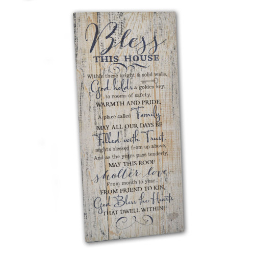 Inspirational Plaques with Prayers