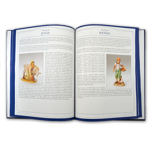 Fontanini Nativity Story Book