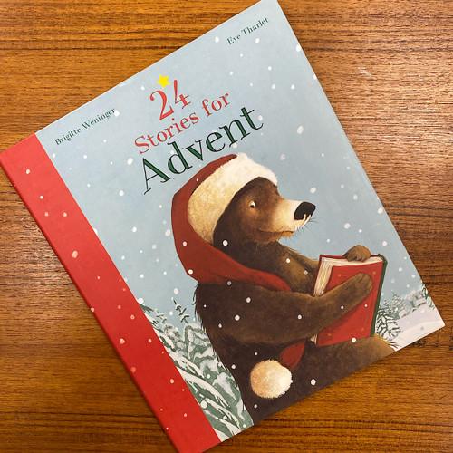 24 Stories for Advent Weninger, Brigitte