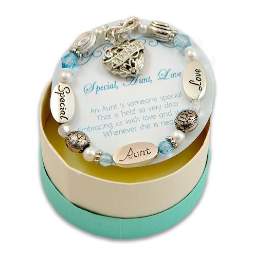 Inspirational Charm Bracelets