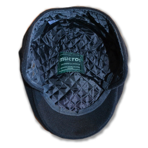 Earflap Trinity Wool Cap