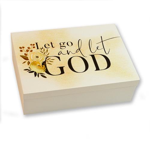 Wood Prayer Boxes 4.5 x 3.25 3 Asst