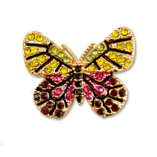 Bereavement Butterfly Pin 1IN