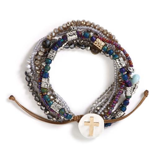 Your Journey Prayer Bracelet