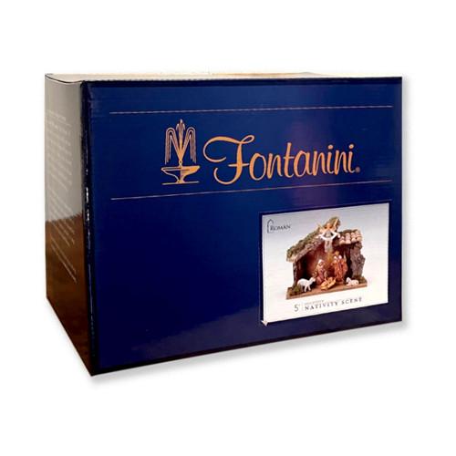 Italian Fontanini Nativity Set Box