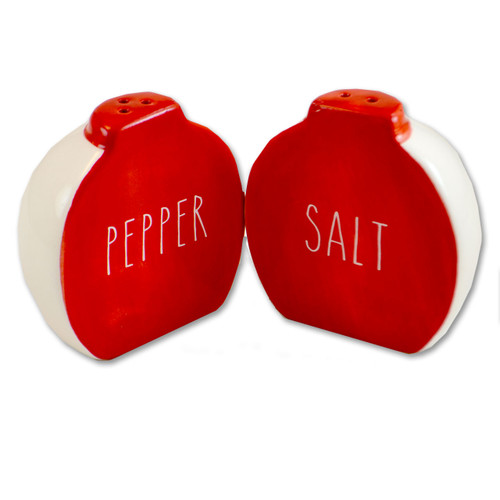 Snowflake Salt & Pepper Shakers