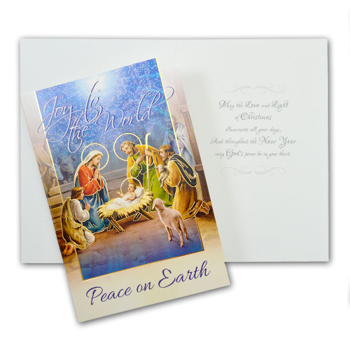 Boxed Holy Family Christmas Cards