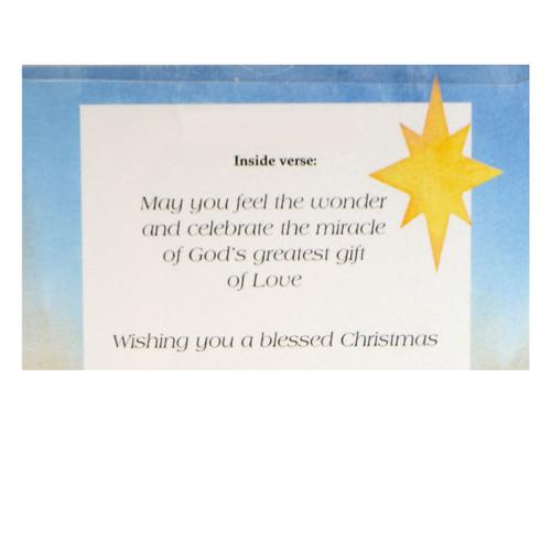 Inside O Holy Night Boxed Christmas Cards