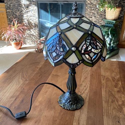 Celtic Trinity Memorial Lamp