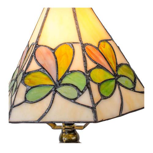 Celtic Shamrock Lamp